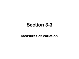 Section 3-3