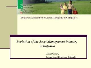 Bulgarian Association of Asset Management Companies