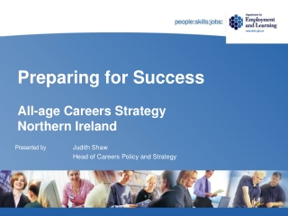 Preparing for Success All-age Careers Strategy Northern Ireland