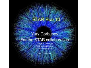 STAR Run 10