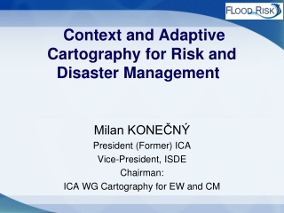 Context and Adaptive Cartography for Risk and Disaster Management