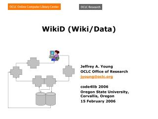WikiD (Wiki/Data)