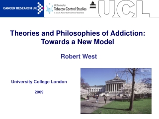 Theories and Philosophies of Addiction: Towards a New Model