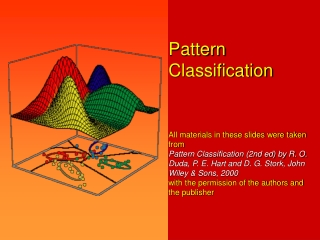 Chapter 6: Multilayer Neural Networks (Sections 1-5, 8)