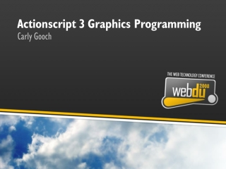 Actionscript 3 Graphics Programming
