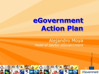 eGovernment Action Plan