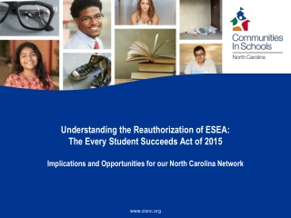 Changing the Picture of Education in North Carolina