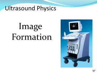 Ultrasound Physics