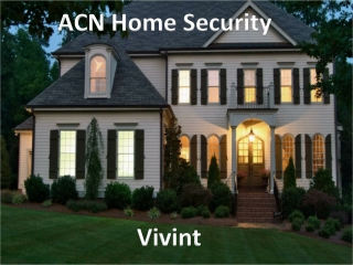 ACN Home Security