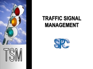 TRAFFIC SIGNAL MANAGEMENT