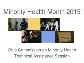 Minority Health Month 2015