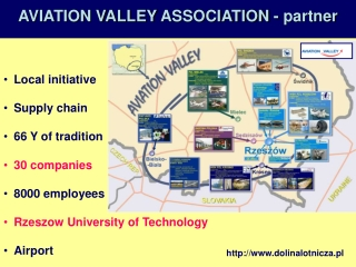 Local initiative Supply chain 66 Y of tradition 30  companies 8000 employees
