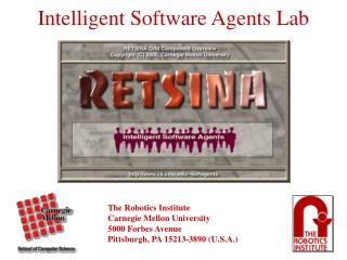 Intelligent Software Agents Lab