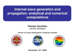 Flavien Gouillon (COAPS)