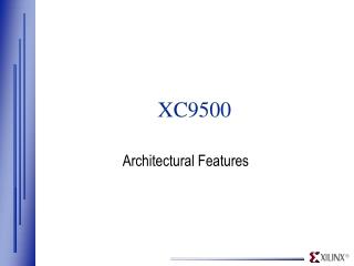 XC9500