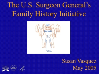 The U.S. Surgeon General's Family History Initiative