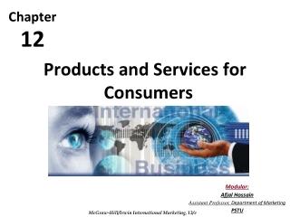 McGraw-Hill/Irwin International Marketing, 13/e