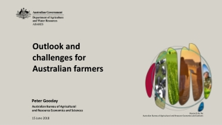 Outlook and challenges for Australian farmers