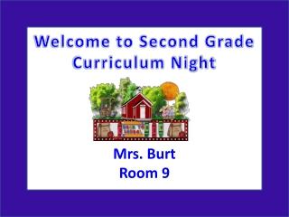 Mrs. Burt Room 9
