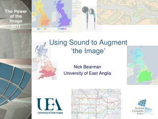 Using Sound to Augment 'the Image'