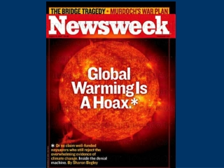 Global Warming – Climate Change Who Cares?