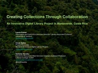 MVI Digital Collections