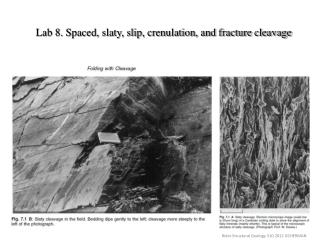 Rider Structural Geology 310 2012 GCHERMAN