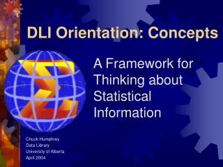 DLI Orientation: Concepts