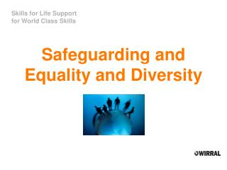 Safeguarding and Equality and Diversity