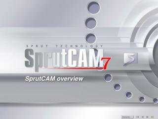 SprutCAM overview