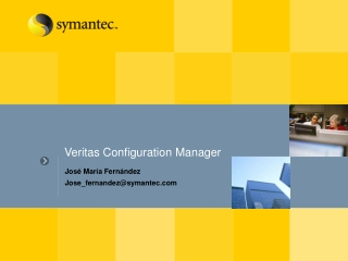 Veritas Configuration Manager