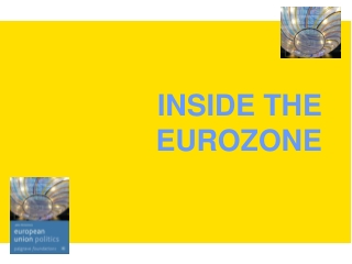 INSIDE THE EUROZONE