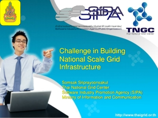 Challenge in Building National Scale Grid Infrastructure