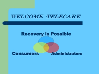 WELCOME  TELECARE