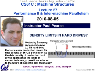 DENSITY LIMITS IN HARD DRIVES?