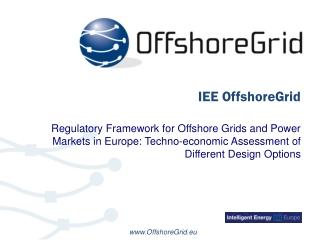 IEE OffshoreGrid