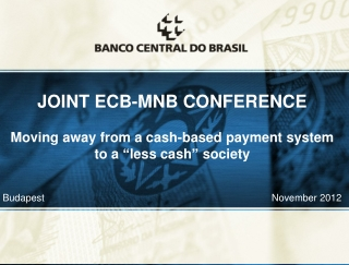 JOINT  ECB-MNB  CONFERENCE