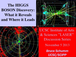 The HIGGS BOSON Discovery: What it Reveals and Where it Leads