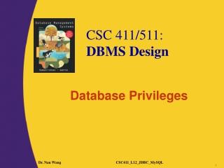 Database Privileges