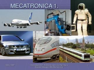 MECATRONICA 1.