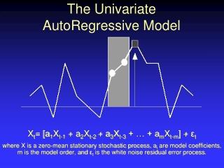 The  Univariate AutoRegressive  Model