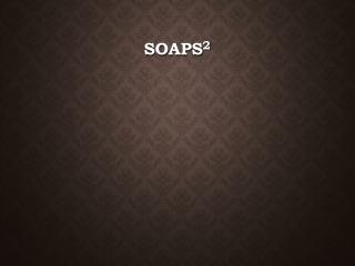 soaps 2