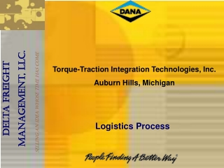 Delta Freight Management, LLC.