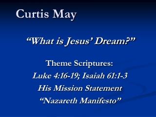Curtis May