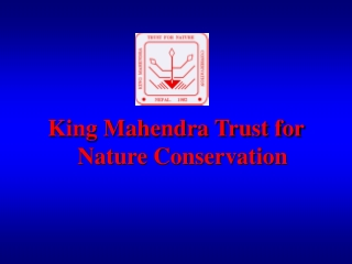 King Mahendra Trust for Nature Conservation