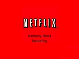 Kimberly Reed Marketing