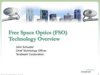Free Space Optics (FSO) Technology Overview