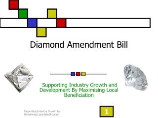 Diamond Amendment Bill