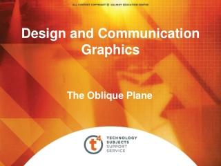 Design and Communication Graphics