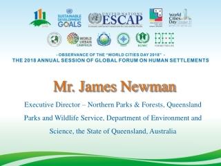Mr. James Newman